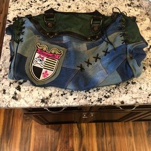 Betsey Johnson Betseyville Weekender Large Bag